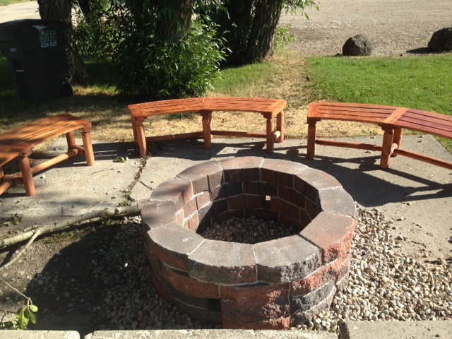 Ruby Carson Fire Pit
